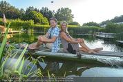 Yvonne Rueff Polterer und Grillfest - Hanner - Mi 15.07.2015 - Heinz HANNER, Verena PFL�GER15