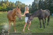 Yvonne Rueff Polterer und Grillfest - Hanner - Mi 15.07.2015 - Yvonne RUEFF mit Pferden32