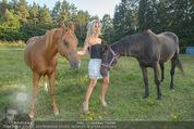 Yvonne Rueff Polterer und Grillfest - Hanner - Mi 15.07.2015 - Yvonne RUEFF mit Pferden35