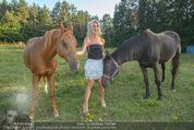 Yvonne Rueff Polterer und Grillfest - Hanner - Mi 15.07.2015 - Yvonne RUEFF mit Pferden36