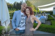 Yvonne Rueff Polterer und Grillfest - Hanner - Mi 15.07.2015 - Cyril RADLHER, Christina LUGNER59