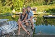 Yvonne Rueff Polterer und Grillfest - Hanner - Mi 15.07.2015 - Heinz HANNER, Verena PFL�GER6