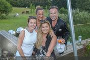 Yvonne Rueff Polterer und Grillfest - Hanner - Mi 15.07.2015 - Sissi KNABL, Uwe KR�GER, Andrea BOCAN, Atousa MASTAN72