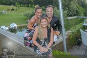 Yvonne Rueff Polterer und Grillfest - Hanner - Mi 15.07.2015 - Uwe KR�GER, Andrea BOCAN, Atousa MASTAN73