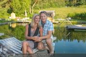 Yvonne Rueff Polterer und Grillfest - Hanner - Mi 15.07.2015 - Heinz HANNER, Verena PFL�GER8