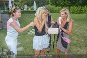 Yvonne Rueff Polterer und Grillfest - Hanner - Mi 15.07.2015 - Sissi KNABL,Andrea BOCAN,Yvonne RUEFF,Verena PFL�GER, A MASTAN81