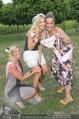 Yvonne Rueff Polterer und Grillfest - Hanner - Mi 15.07.2015 - Verena PFL�GER, Yvonne RUEFF, Atousa MASTAN89