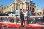 Mission:Impossible Weltpremiere - Wiener Staatsoper - Do 23.07.2015 - Christoph VON TSCHIRSCHNITZ, Tina Maria WERNER126