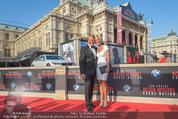 Mission:Impossible Weltpremiere - Wiener Staatsoper - Do 23.07.2015 - Christoph VON TSCHIRSCHNITZ, Tina Maria WERNER127