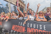 Mission:Impossible Weltpremiere - Wiener Staatsoper - Do 23.07.2015 - Fanzone am Ring vor der Oper16