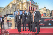 Mission:Impossible Weltpremiere - Wiener Staatsoper - Do 23.07.2015 - Tom CRUISE mit Team215