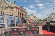 Mission:Impossible Weltpremiere - Wiener Staatsoper - Do 23.07.2015 - Fanzone am Ring vor der Oper22