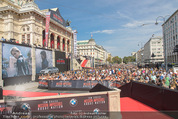 Mission:Impossible Weltpremiere - Wiener Staatsoper - Do 23.07.2015 - Fanzone am Ring vor der Oper26