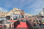 Mission:Impossible Weltpremiere - Wiener Staatsoper - Do 23.07.2015 - Fanzone am Ring vor der Oper28