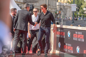 Mission:Impossible Weltpremiere - Wiener Staatsoper - Do 23.07.2015 - Tom CRUISE, Simon PEGG38