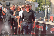 Mission:Impossible Weltpremiere - Wiener Staatsoper - Do 23.07.2015 - Tom CRUISE, Simon PEGG41