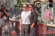 Mission:Impossible Weltpremiere - Wiener Staatsoper - Do 23.07.2015 - Tom CRUISE, Simon PEGG42