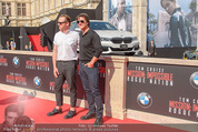 Mission:Impossible Weltpremiere - Wiener Staatsoper - Do 23.07.2015 - Tom CRUISE, Simon PEGG46