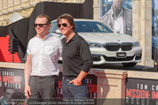 Mission:Impossible Weltpremiere - Wiener Staatsoper - Do 23.07.2015 - Tom CRUISE, Simon PEGG47