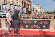 Mission:Impossible Weltpremiere - Wiener Staatsoper - Do 23.07.2015 - Tom CRUISE, Simon PEGG48