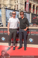 Mission:Impossible Weltpremiere - Wiener Staatsoper - Do 23.07.2015 - Tom CRUISE, Simon PEGG50
