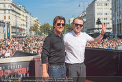 Mission:Impossible Weltpremiere - Wiener Staatsoper - Do 23.07.2015 - Tom CRUISE, Simon PEGG61