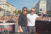 Mission:Impossible Weltpremiere - Wiener Staatsoper - Do 23.07.2015 - Tom CRUISE, Simon PEGG62