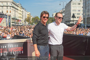 Mission:Impossible Weltpremiere - Wiener Staatsoper - Do 23.07.2015 - Tom CRUISE, Simon PEGG63