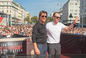 Mission:Impossible Weltpremiere - Wiener Staatsoper - Do 23.07.2015 - Tom CRUISE, Simon PEGG64
