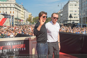 Mission:Impossible Weltpremiere - Wiener Staatsoper - Do 23.07.2015 - Tom CRUISE, Simon PEGG65