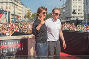 Mission:Impossible Weltpremiere - Wiener Staatsoper - Do 23.07.2015 - Tom CRUISE, Simon PEGG66