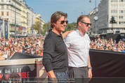 Mission:Impossible Weltpremiere - Wiener Staatsoper - Do 23.07.2015 - Tom CRUISE, Simon PEGG67