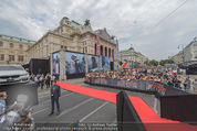 Mission:Impossible Weltpremiere - Wiener Staatsoper - Do 23.07.2015 - Fanzone am Ring vor der Oper7