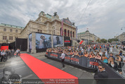 Mission:Impossible Weltpremiere - Wiener Staatsoper - Do 23.07.2015 - Fanzone am Ring vor der Oper8