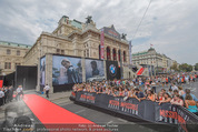 Mission:Impossible Weltpremiere - Wiener Staatsoper - Do 23.07.2015 - Fanzone am Ring vor der Oper9