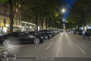 FlyNiki M:I 5 Aftershowparty - Albertina - Do 23.07.2015 - Limousinen am Ring warten auf Premiereng�ste1