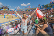 Beachvolleyball FR - Klagenfurt - Fr 31.07.2015 - Silvia SCHNEIDER10