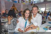 Beachvolleyball FR - Klagenfurt - Fr 31.07.2015 - Kati BELLOWITSCH, Daniel GEYER16