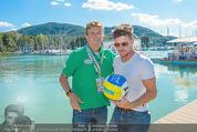 Beachvolleyball FR - Klagenfurt - Fr 31.07.2015 - Hannes JAGERHOFER, Felix BAUMGARTNER51