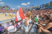 Beachvolleyball FR - Klagenfurt - Fr 31.07.2015 - Silvia SCHNEIDER9