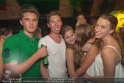 Party Animals - Melkerkeller - Sa 01.08.2015 - 10