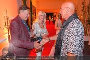 Beachvolleyball Macht der Nacht - Klagenfurt - Sa 01.08.2015 - Richard und Cathy LUGNER, Otto RETZER58