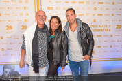 Beachvolleyball Macht der Nacht - Klagenfurt - Sa 01.08.2015 - Familie Otto und Shirley RETZER mit Sohn6