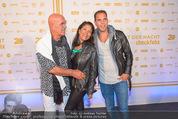 Beachvolleyball Macht der Nacht - Klagenfurt - Sa 01.08.2015 - Familie Otto und Shirley RETZER mit Sohn7