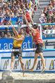 Beachvolleyball SA - Klagenfurt - Sa 01.08.2015 - Spielfotos, Actionfotos, game, match10