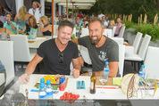 Beachvolleyball SA - Klagenfurt - Sa 01.08.2015 - Felix BAUMGARTNER, Robert HOHENSINN101