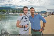 Beachvolleyball SA - Klagenfurt - Sa 01.08.2015 - Paul LICHTER, Sebastian FELBER104