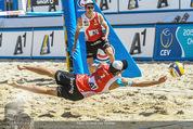 Beachvolleyball SA - Klagenfurt - Sa 01.08.2015 - Spielfotos, Actionfotos, game, match11