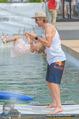 Beachvolleyball SA - Klagenfurt - Sa 01.08.2015 - Benjamin KARL mit Tochter Benina125