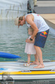 Beachvolleyball SA - Klagenfurt - Sa 01.08.2015 - Benjamin KARL mit Tochter Benina130